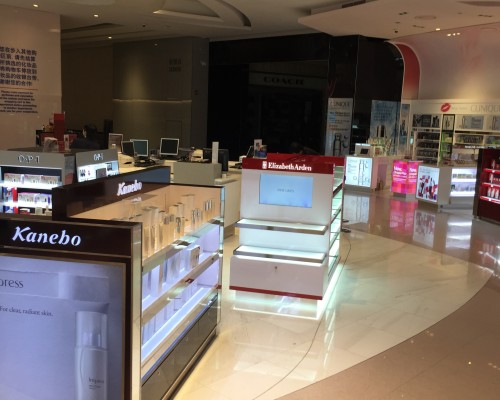 Elizabeth Arden Kingpower Downtown 2 Bangkok